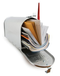 Stuffed Mailbox?